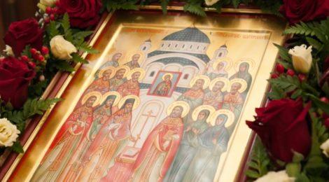 День памяти новомучеников Шатурских в Покровском храме с. Власово