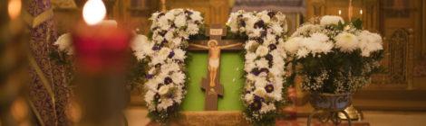 Праздник Крестовоздвижения в благочинии