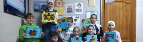 Начало учебного года в воскресной школе храма с. Андреевские Выселки