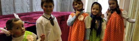 День пожилого человека в ДК с.Шарапово