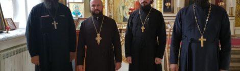 Совещание по повышению квалификации священнослужителей в г. Орехово-Зуево