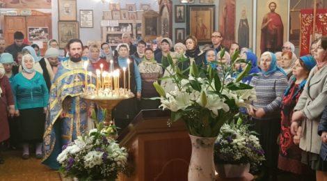 Праздник Казанской иконы Божией Матери в Шатурском благочинии