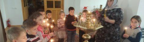 Экскурсия в Крестовоздвиженский храм пос. Мишеронский