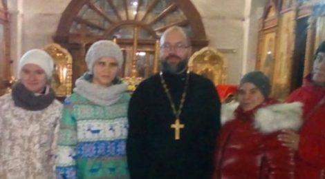 Экскурсия для детей в Покровском храме с. Пустоша
