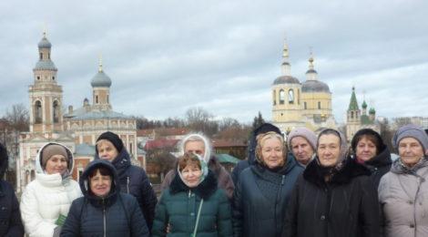 Паломническая поездка в г. Серпухов