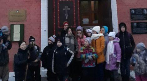 Паломнический трёхдневный поход по храмам благочиния