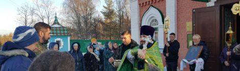 Престольный праздник Пятницкого храма с. Туголес