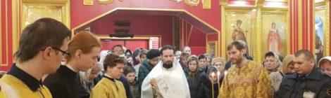 Праздник Крещения Господня в Шатурском благочинии