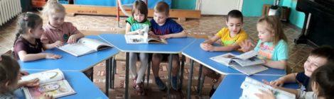 День православной книги в детском саду пос. Бакшеево