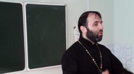 День православной книги в школе пос. Бакшеево