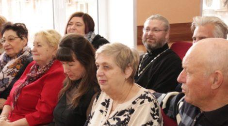 Заседание общественного совета при отделе МВД г. Шатура