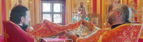 Память блаженной Матроны Московской