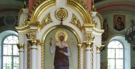 День памяти новомученицы Пелагеи Балакиревой в Троицком храме с. Шарапово