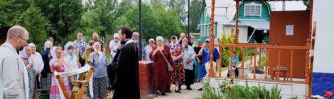 День памяти свт. Иова в Покровском храме с. Пустоша