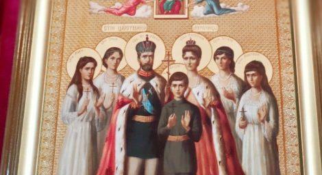 Престольный праздник храма-часовни в д. Коробовская