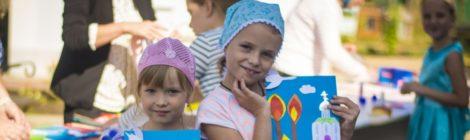 Благотворительная ярмарка в Скорбященском храме г. Рошаль