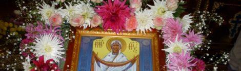 Покров Пресвятой Богородицы в Шатурском благочинии