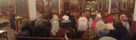Собрание приходов Рошальской и Мишеронской церквей