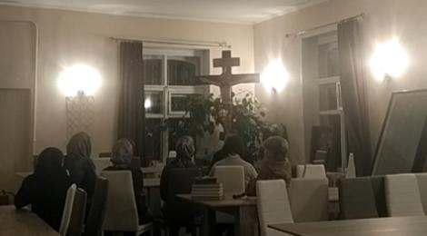 Библейско-богословские курсы в Скорбященском храме г. Рошаль