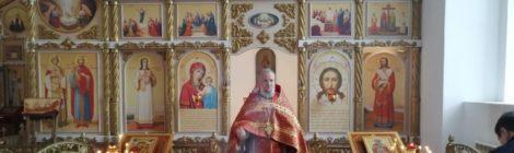 Престольный праздник Димитрие-Солнунского храма в с. Дмитровский Погост