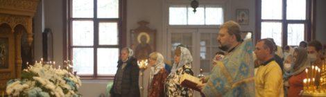 Престольный праздникКазанского храма с. Петровское