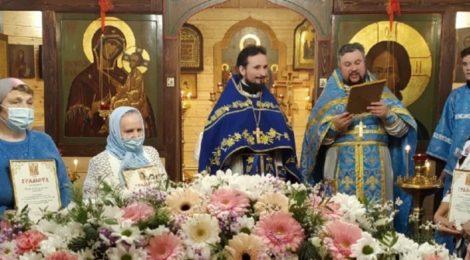 Престольный праздник храма в честь иконы «Нечаянная Радость» п. Радовицкий