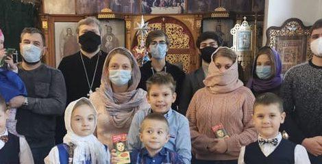 Рождество в Воскресной школе Казанского храма с. Петровское