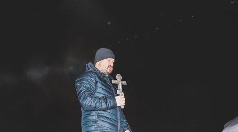 Крещение в Шатурском благочинии