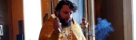Предпразднство Сретения Господня в Покровском храме с. Власово