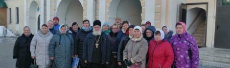 Паломническая поездка в Николо-Радовицкий монастырь