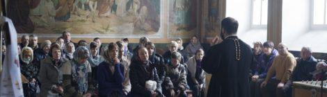 Воскресная Литургия в Пятницком храме с.Лузгарино