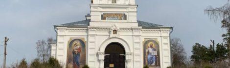 Обновление фасада Спасо-Преображенского храма с.Андреевские выселки