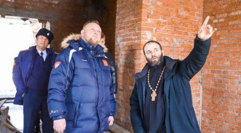 Встреча с главой Шатурского округа Алексеем Владимировичем Артюхиным