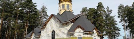 Строительство Рошальского Иоанно-Предтеченского храма
