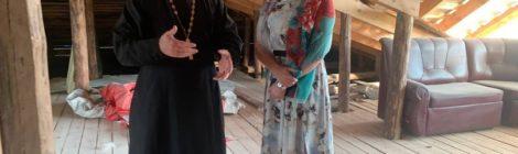 Экскурсия в Крестовоздвиженском храме пос.Мишеронский