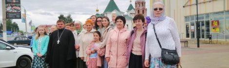 Паломничество по святым местам Сергиево-Посадского района