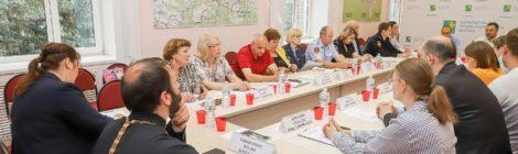 Заседание межведомственной рабочей группы по противодействию идеологии терроризма