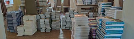 Новые книги для храмов Шатурского благочиния