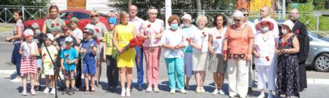 День памяти и скорби в Шатурском благочинии
