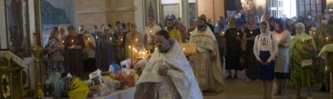 Троицкая родительская суббота в Шатурском благочинии
