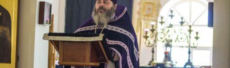 От всей души поздравляем нашего дорогого отца Василия с днем рождения