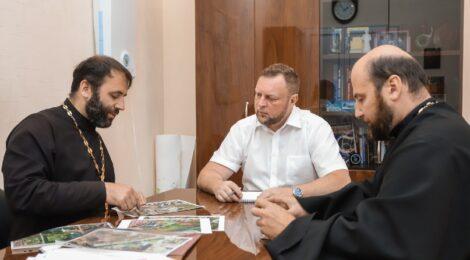 Встреча с главой г.о. Шатура Артюхиным Алексеем Владимировичем