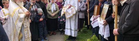 Престольный праздник в Храме Архангела Михаила с. Пышлицы