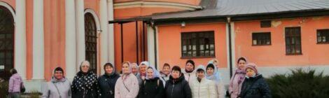 Паломническая поездка в Николо–Ямской храм г. Рязани
